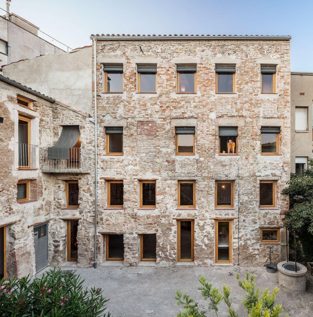 Casa REC por Guallart Architects. Fotografía por Adria Goula