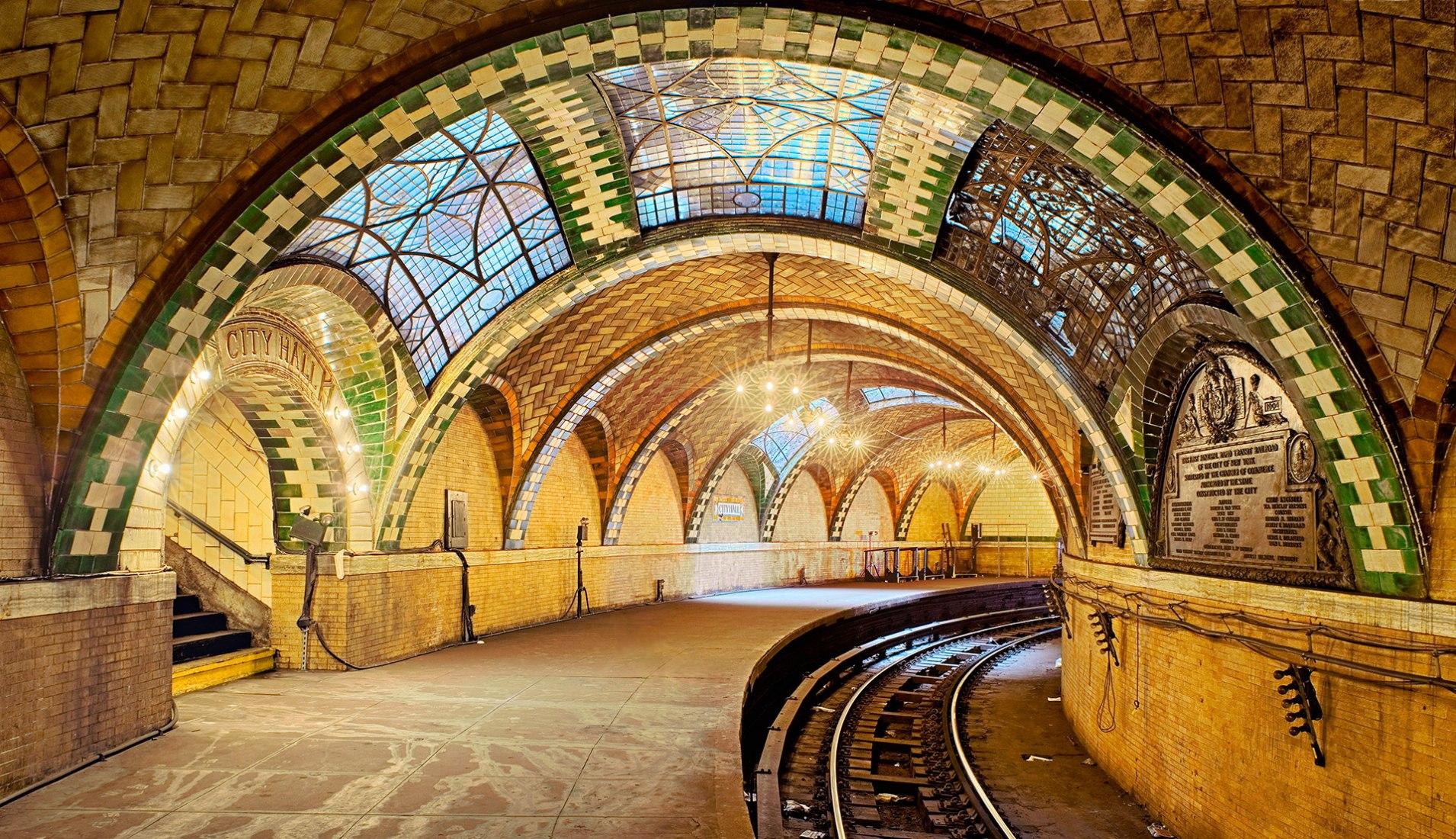 Estación de metro de Nueva York desarrollada por Guastavino