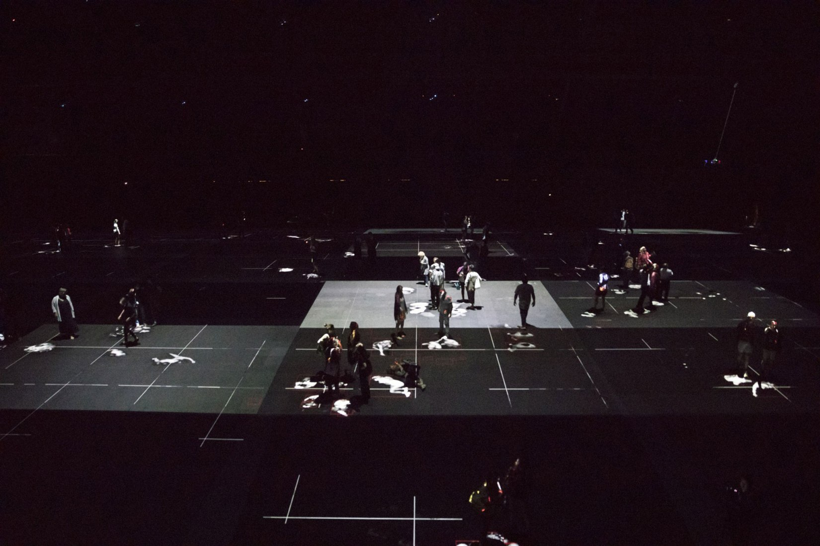 "Installation view of ""Hansel & Gretel"" at Park Avenue Armory. Photograph © James Ewing"