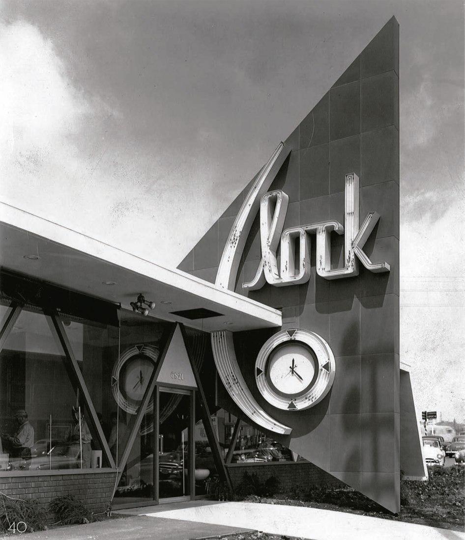 El restaurante Clock en Westchester. Cortesía de Armet Davis Newlove Architects.