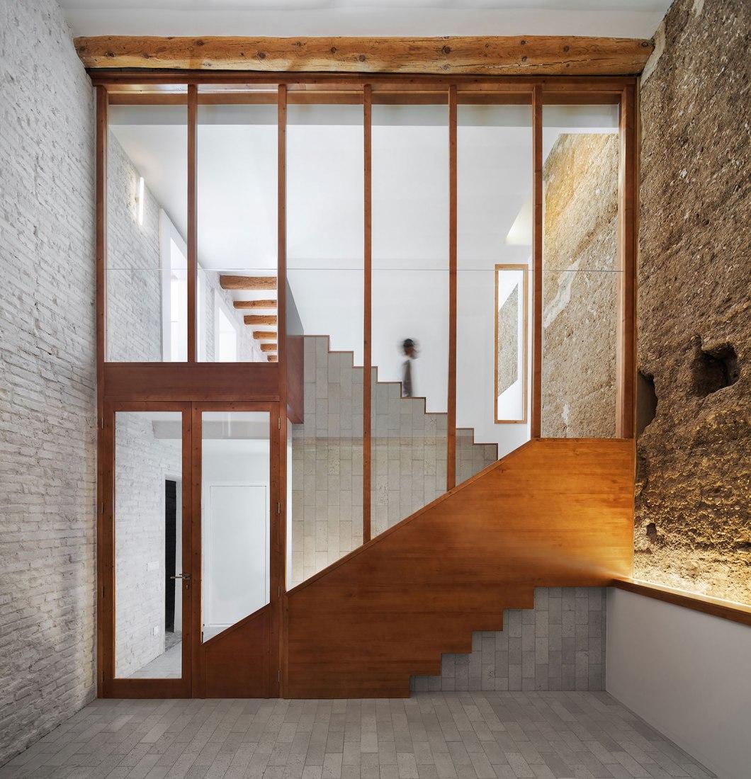 House renovation, Cal Jordy & Anna by Hiha Studio. Photograph by Pol Viladoms