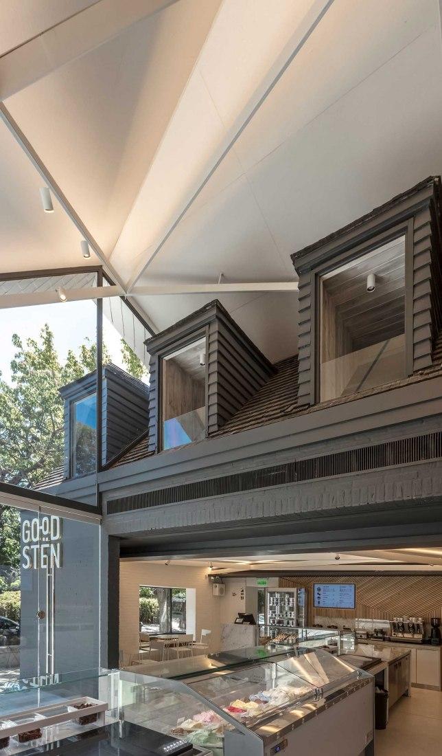 Goodsten by  Hitzig Militello Architects. Photograph by Federico Kulekdjian