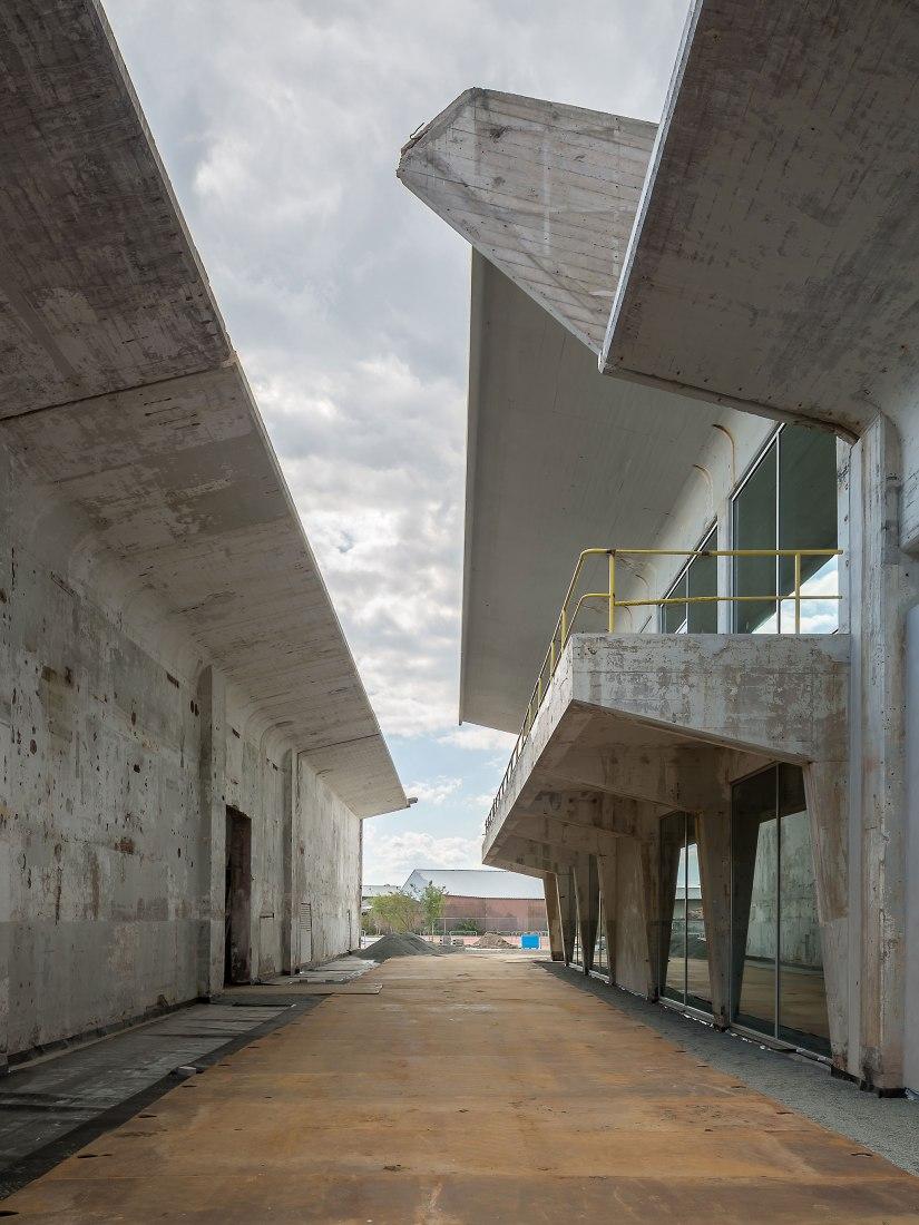 KB building by HofmanDujardin and Schipper Bosch. Photography by Matthijs van Roon and Peter Tijhuis