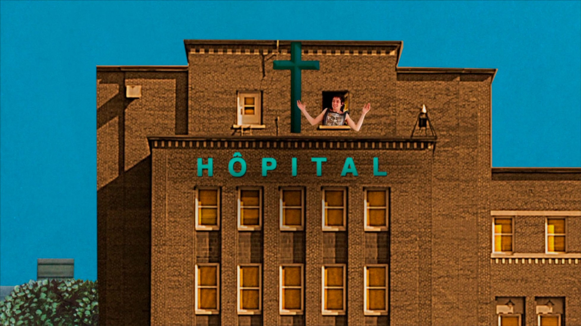 Hôpital by Jesuslesfilles/Jonathan Robert.