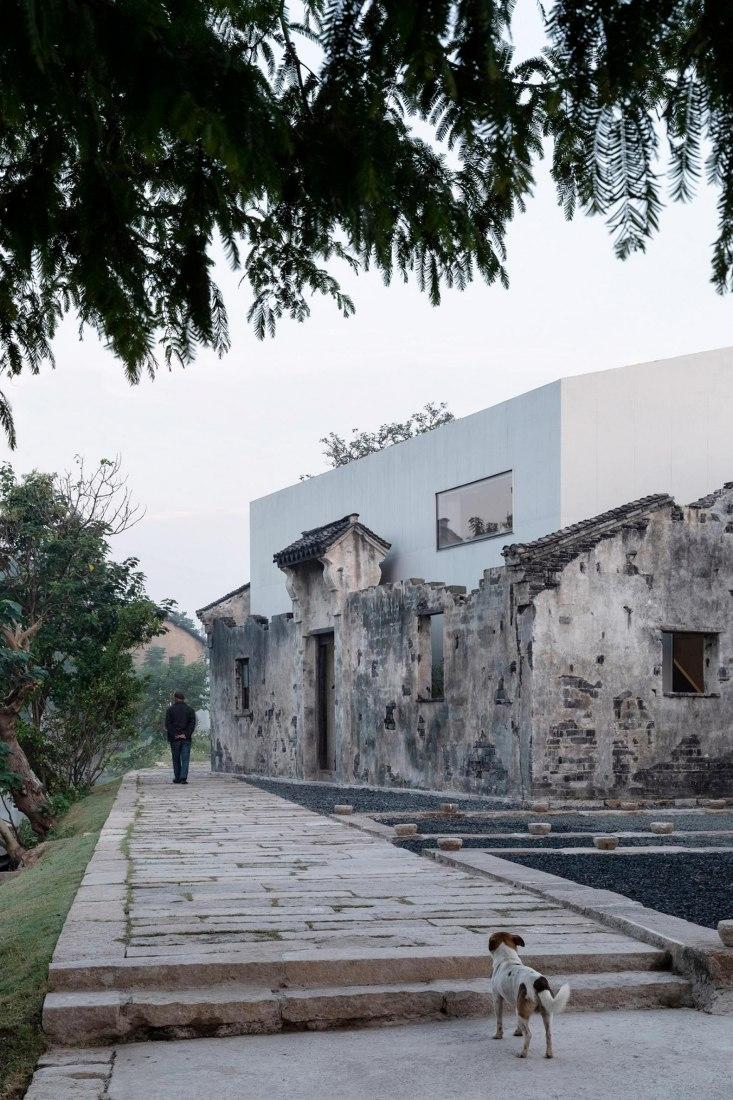Museo Cultural de Zhang Yan por Horizontal Design. Fotografía por Schran Images