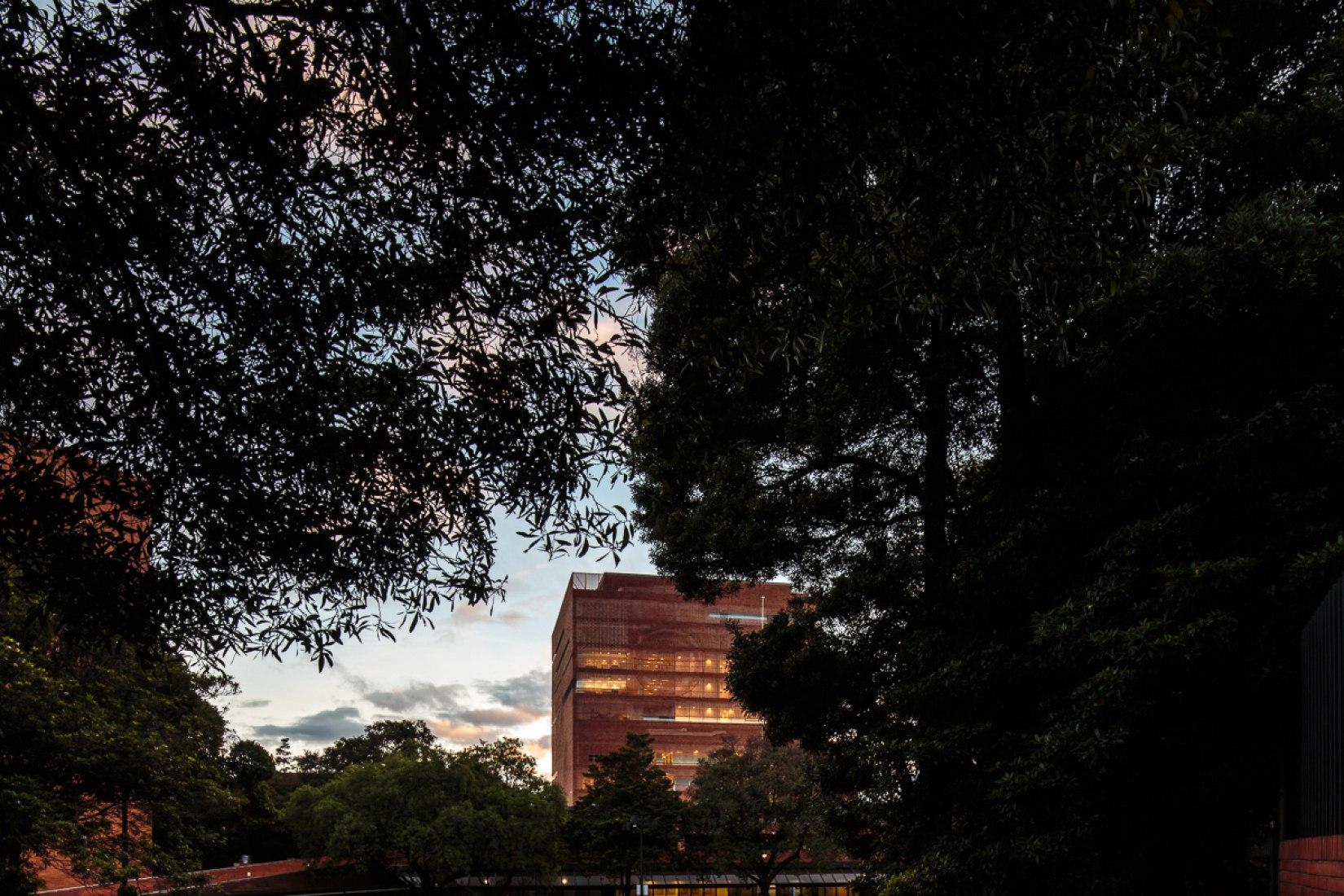 Ampliación Fundación Santa Fé por El Equipo Mazzanti. Fotografía © Alejandro Arango