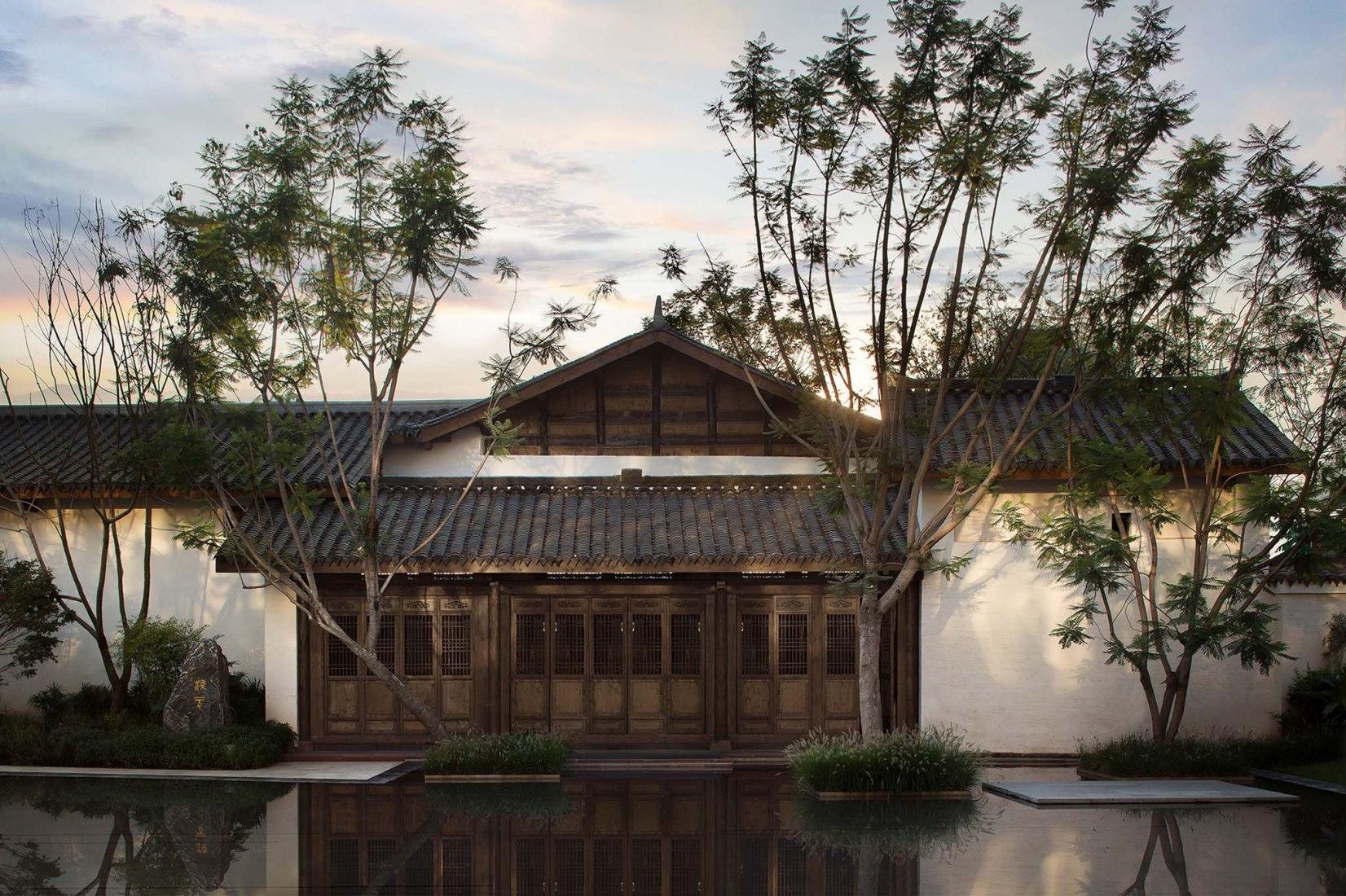 International Tourist Resort - General Mansion by IDMatrix. Photograph by Interpretation & Sublimation