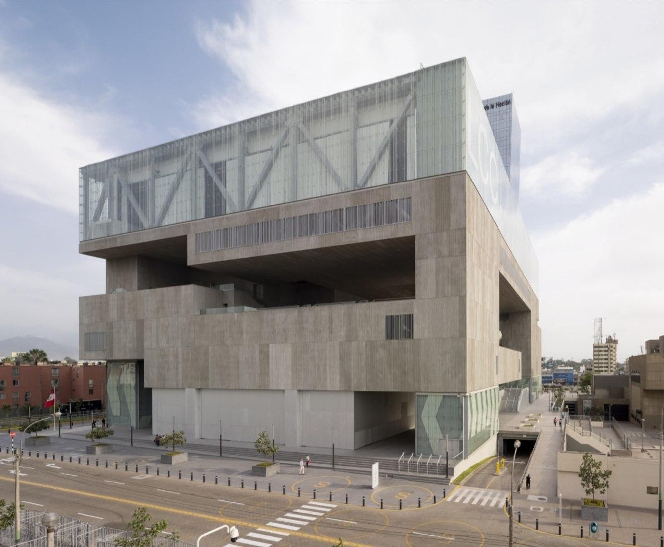 Lima Centro de Convenciones por Idom. Fotografía © Aitor Ortiz