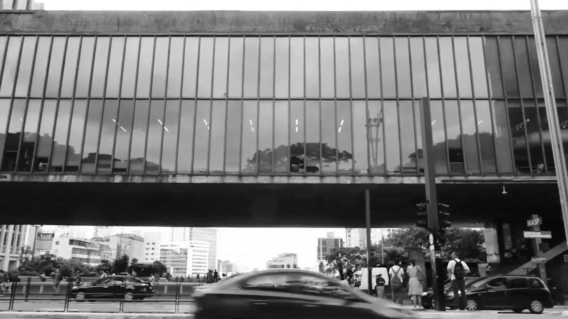 Infinito Vão - 90 años de arquitectura brasileña. Cortesía de Casa da Arquitectura