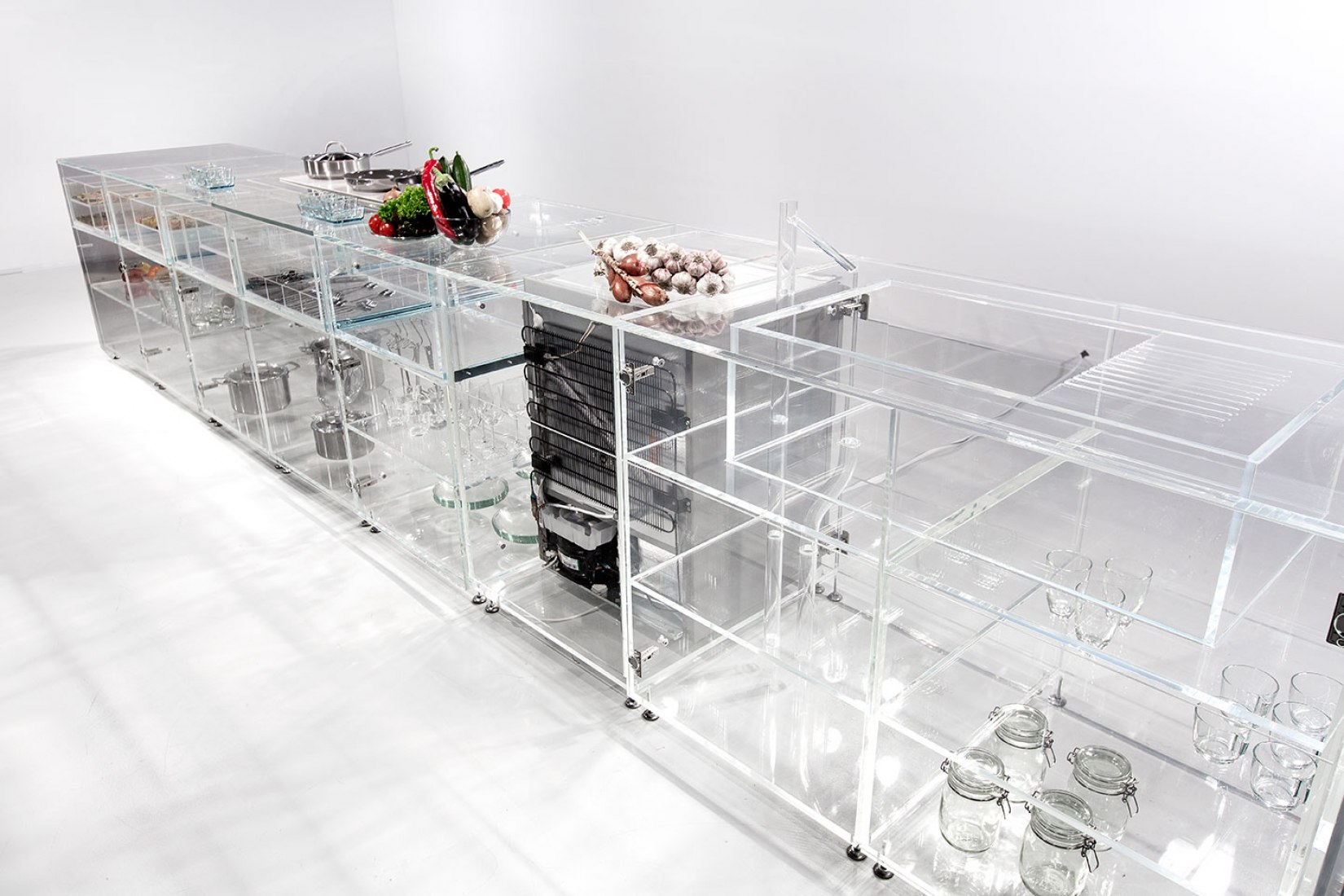 Infinity Kitchen por MVRDV. Fotografía © Martin Rijpstra. Imagen cortesía de MVRDV.