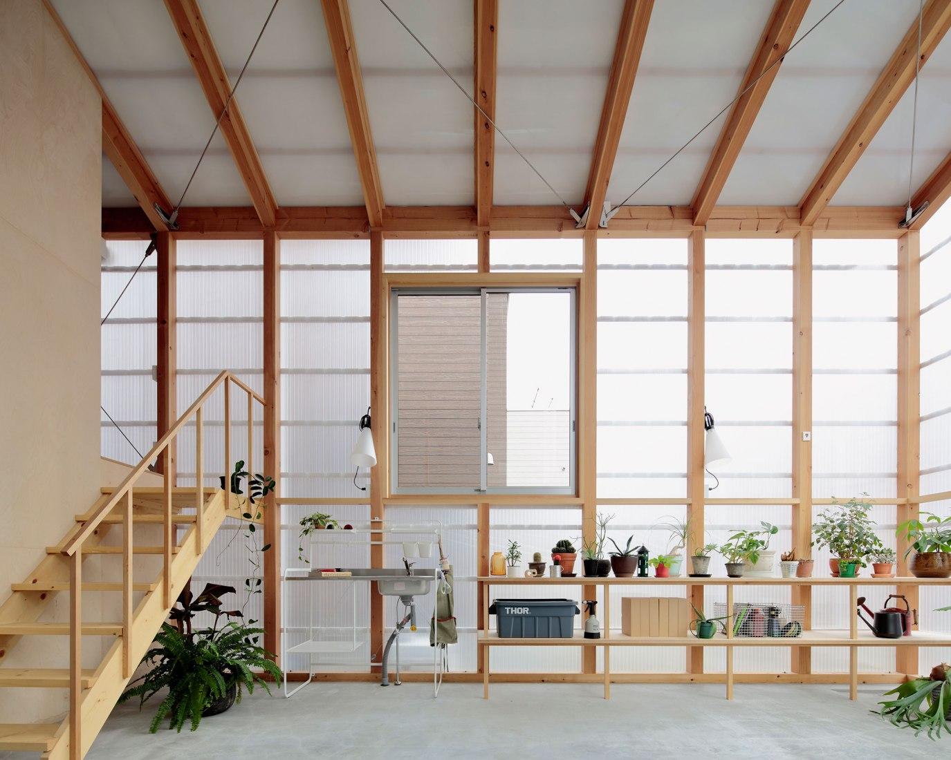 Inner Garden House por Takanori Ineyama Architects. Fotografía por Koichi Torimura.