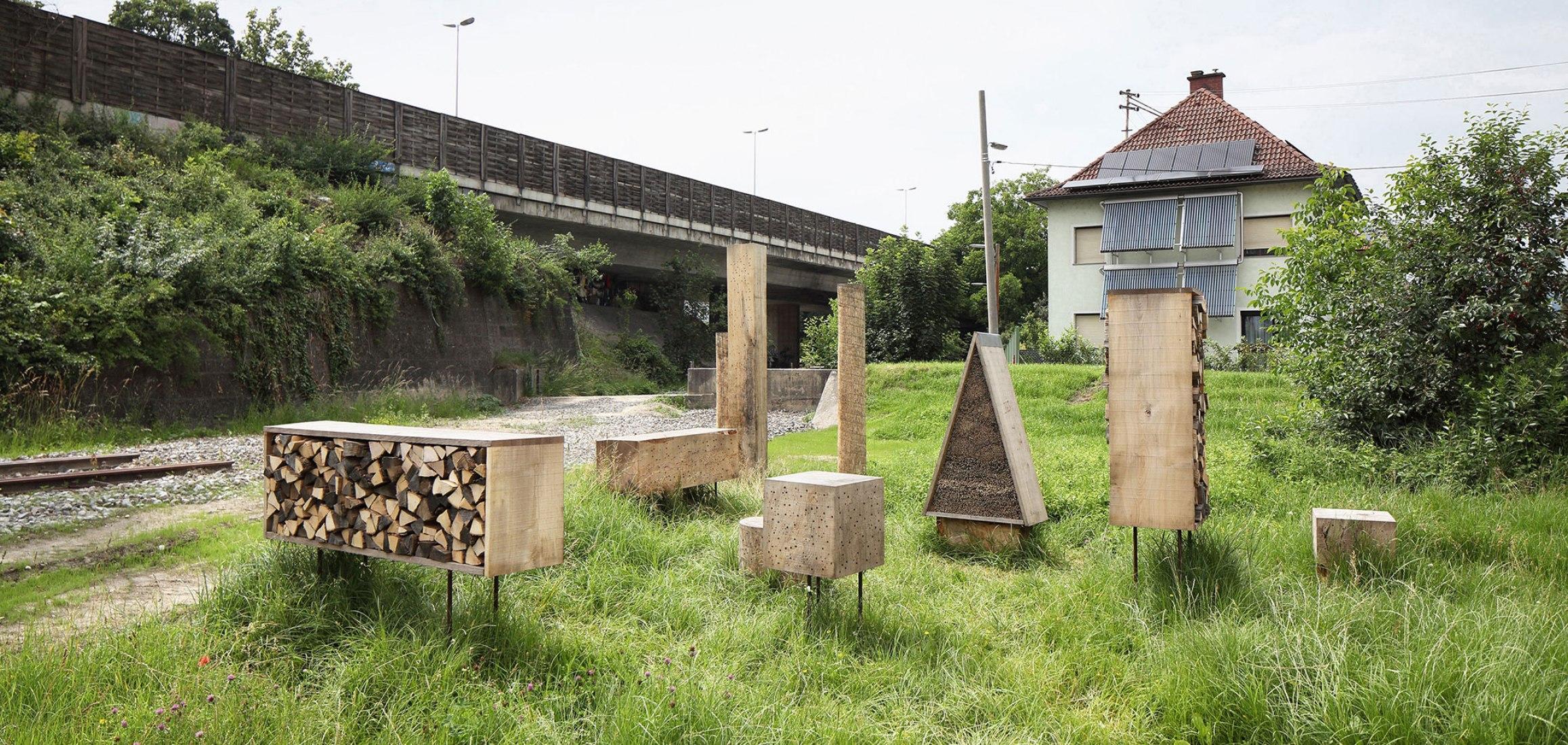 Insect City por Iván Juárez. Fotografía por Gregor Graf