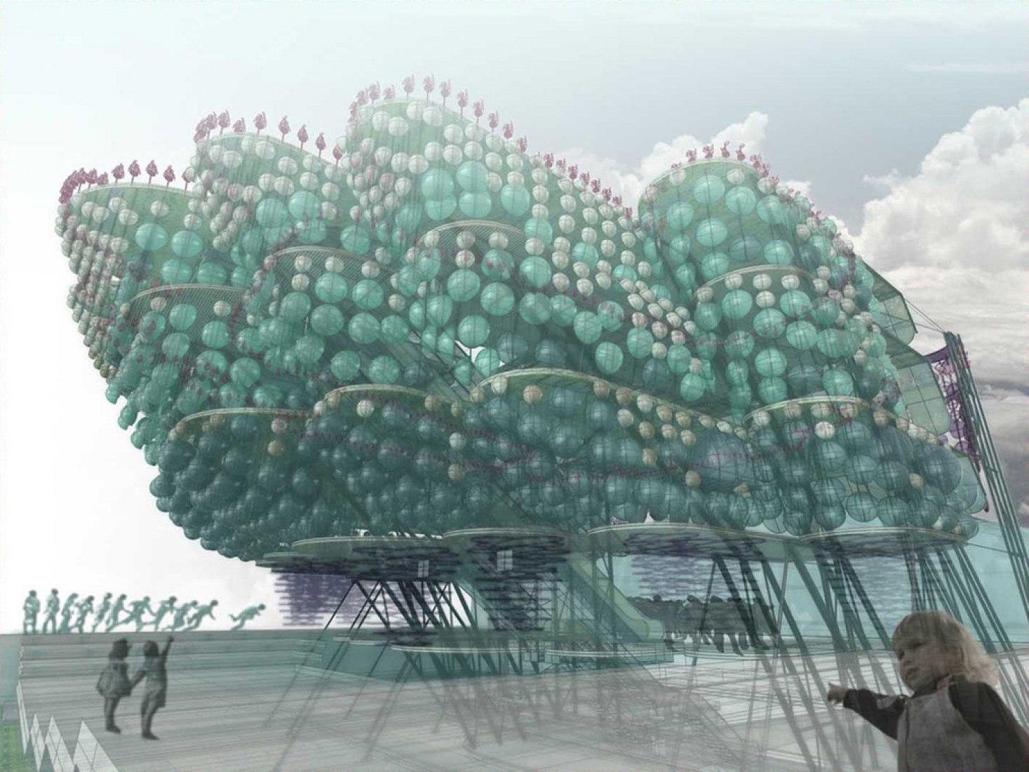 Museo de Arte Moderno de Medellín.  Izaskun Chinchilla + Plan B