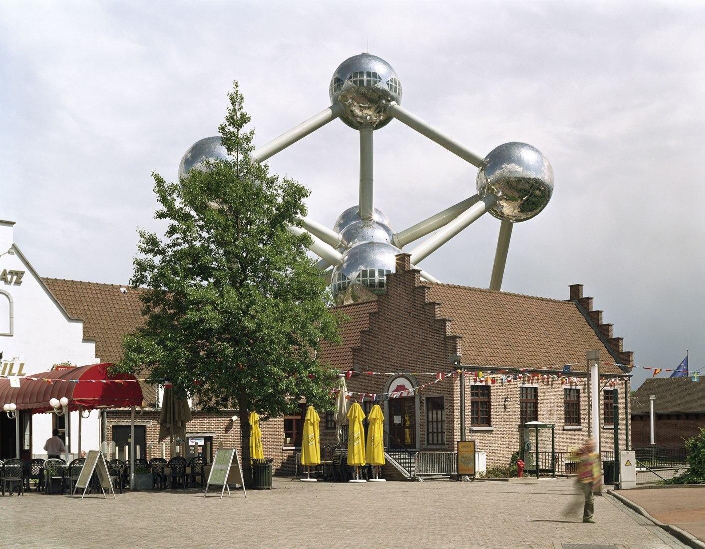 Brussels 1958 World's Fair,
