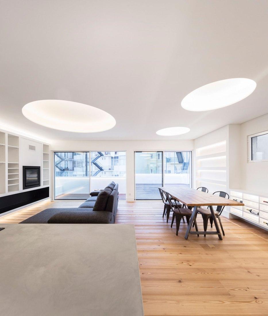 RFV Apartament by João Tiago Aguiar. Photograph by FG+SG – Architecture Photograph