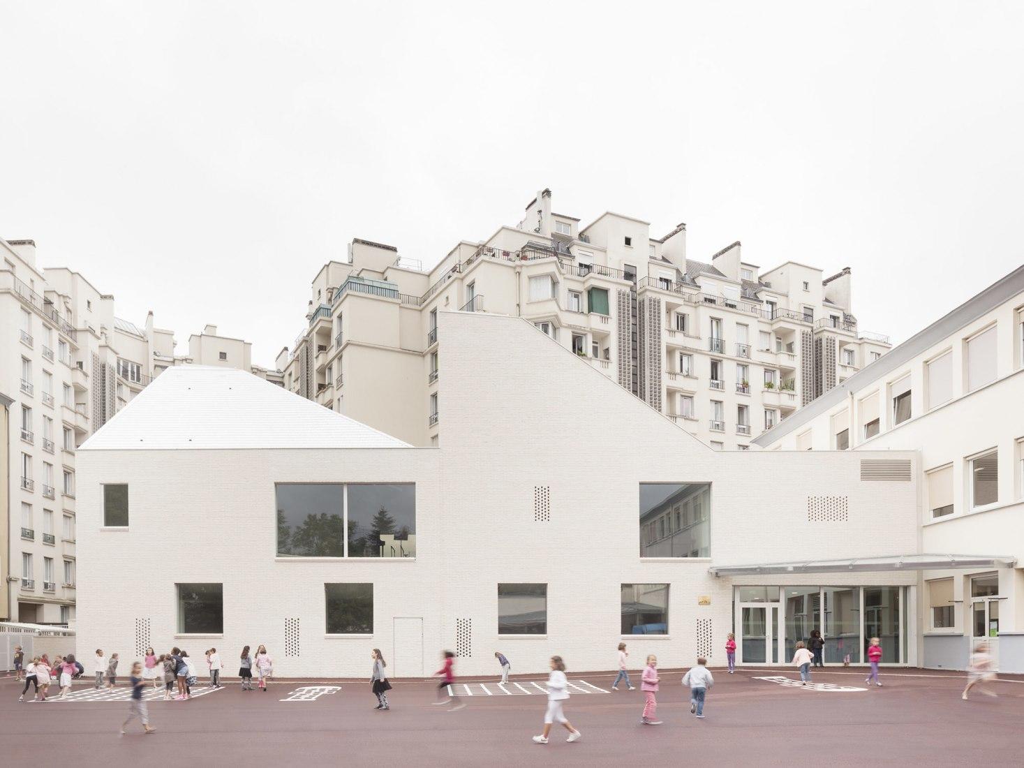 Conservatorio Regional en Versailles por Joly & Loiret. Fotografía © Schnepp Renou