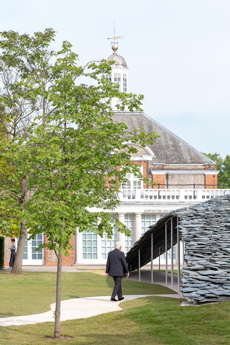 Serpentine Pavilion 2019 Designed by Junya Ishigami, Serpentine Gallery, London (21 June – 6 October 2019), © Junya Ishigami + Associates, Photograph © 2019 Norbert Tukaj