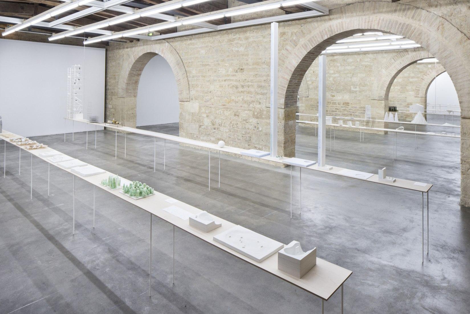 Image of the exhibition. Courtesy of Arc en rêve centre d'architecture Bourdeaux.