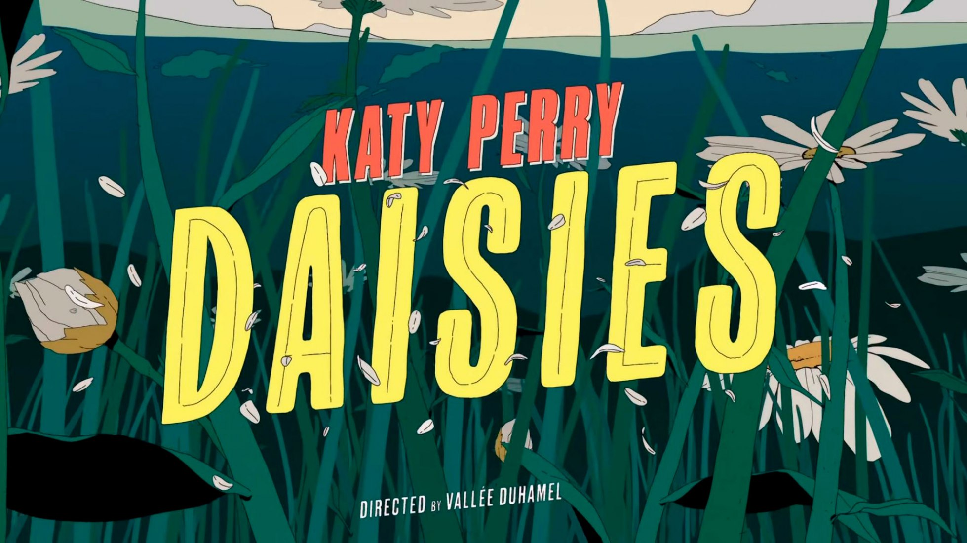 Daisies por Katy Perry