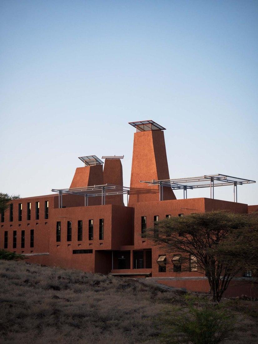 Startup Lions Campus por Kéré Architecture. Fotografía por Kinan Deeb