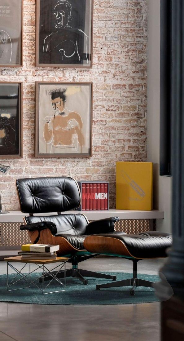 Loft BuresQ by Kirsten Schwalgien Design. Photography by Meritxell Arjalaguer