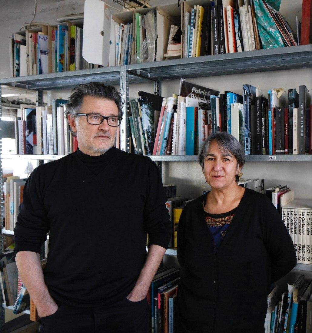 Anne Lacaton & Jean-Philippe Vassal. The ICO Museum presents