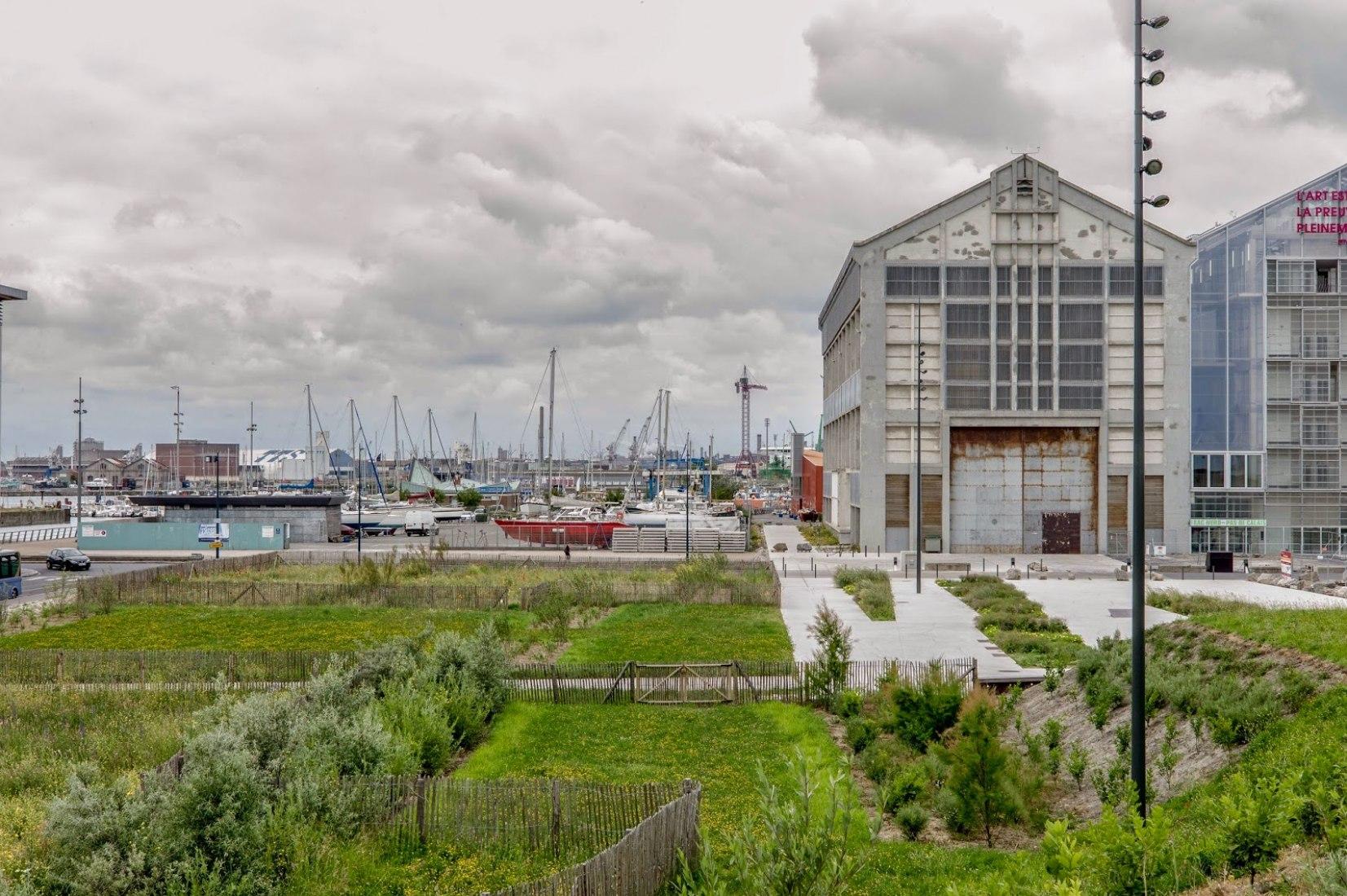 FRAC Nord-Pas de Calais by Lacaton & Vassal. Images from
