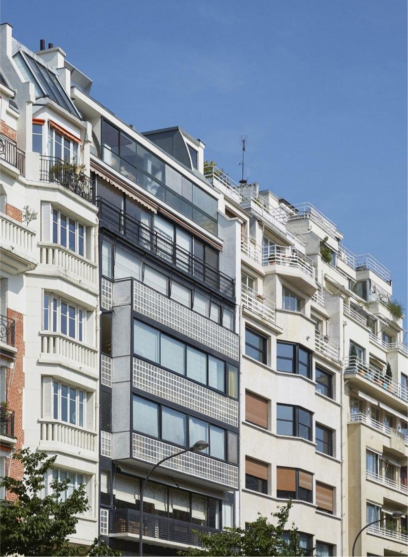 Restoration of Le Corbusier's studio-apartment. Courtesy by Fondation Le Corbusier