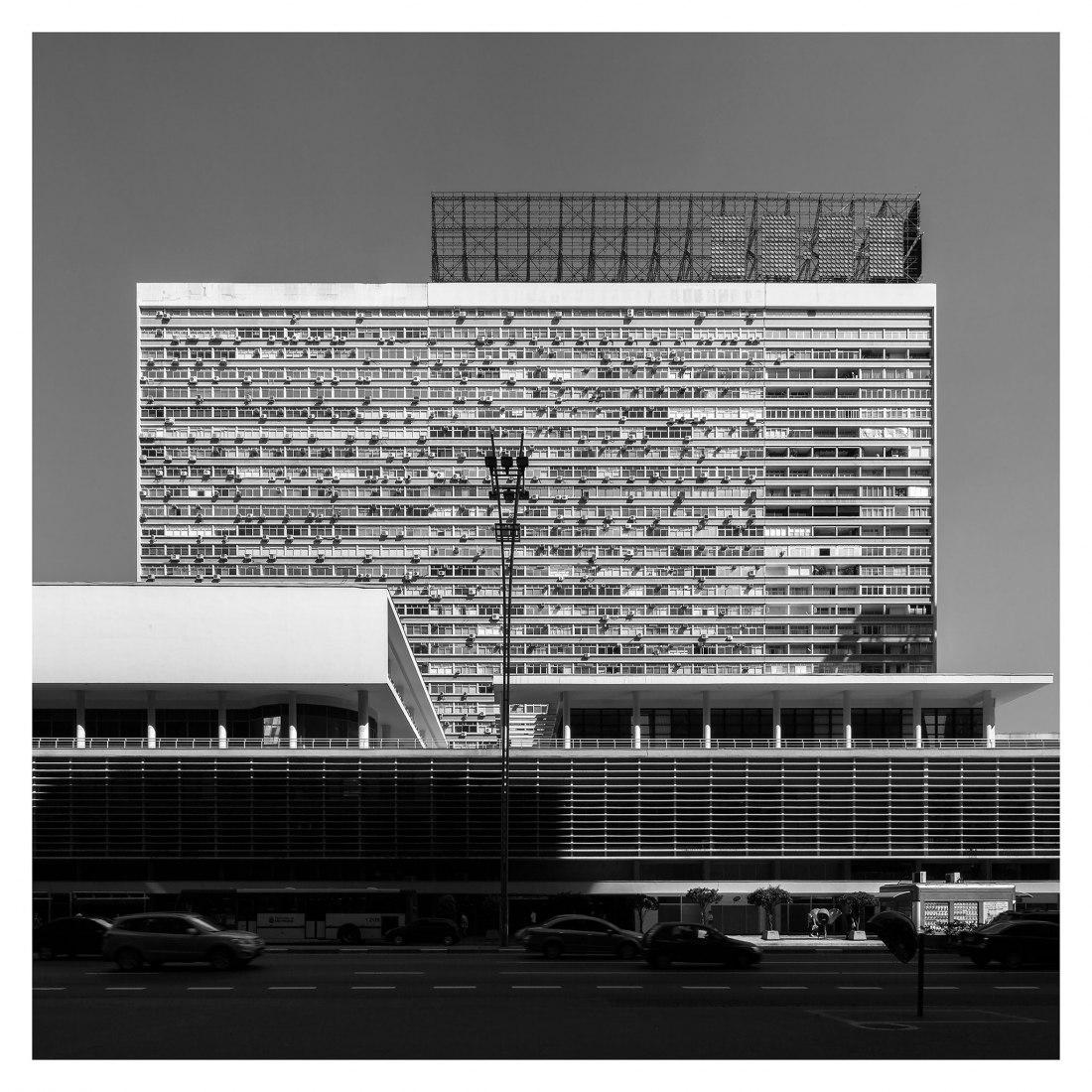 Bauhaus inflections in São Paulo series by Leonardo Finotti