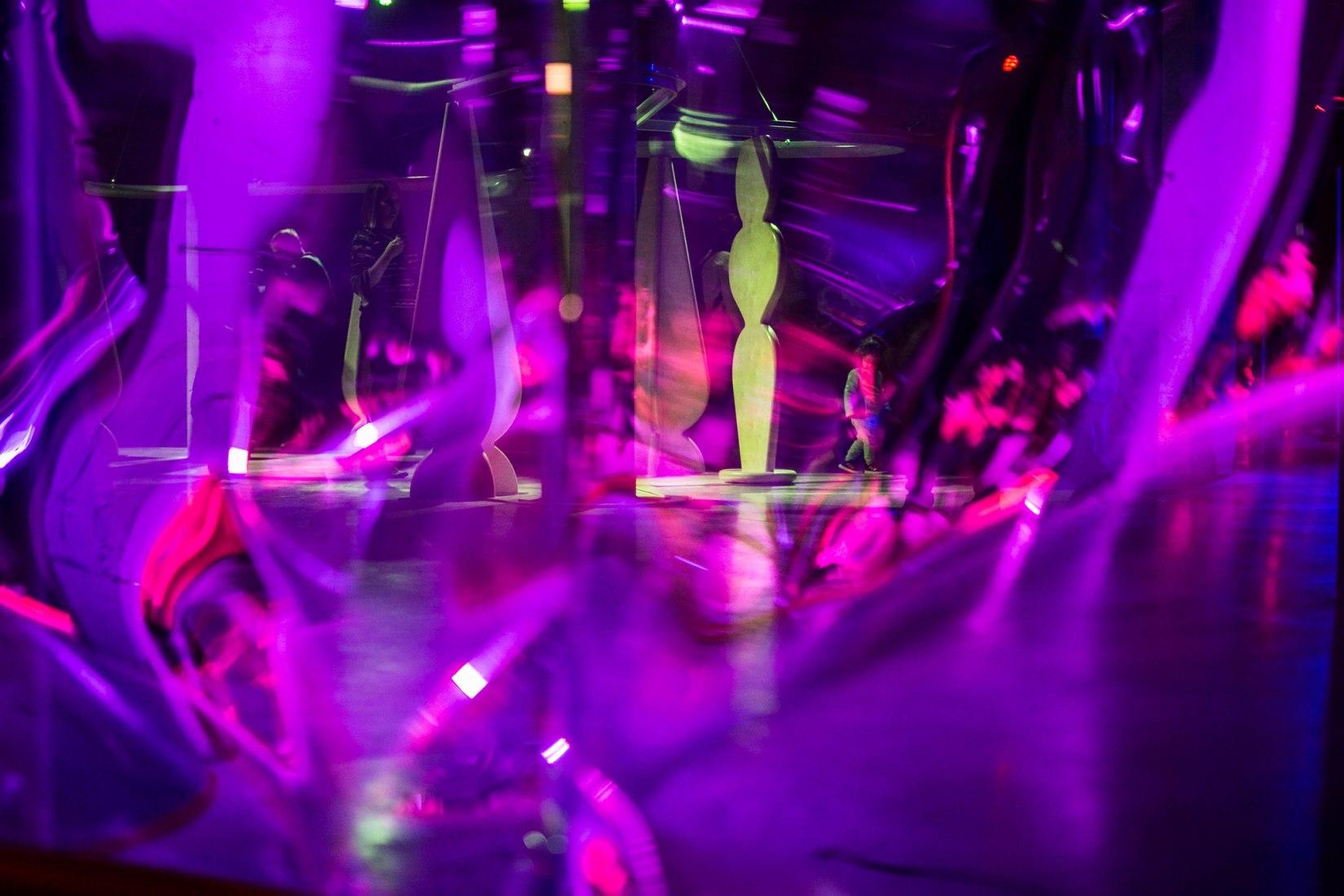 Teatro Sin Fin en Matadero, por Leonor Serrano Rivas. Imagen cortesía de Matadero Madrid