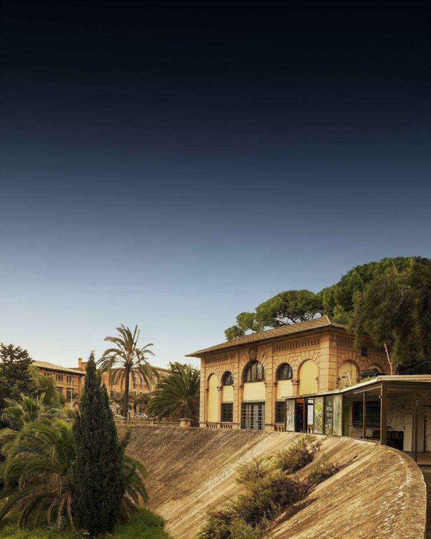 Tirador Velodrome [1903-1973] (Palma, Balearic Islands) 2021. Photograph by Lluís Bort Cerezo