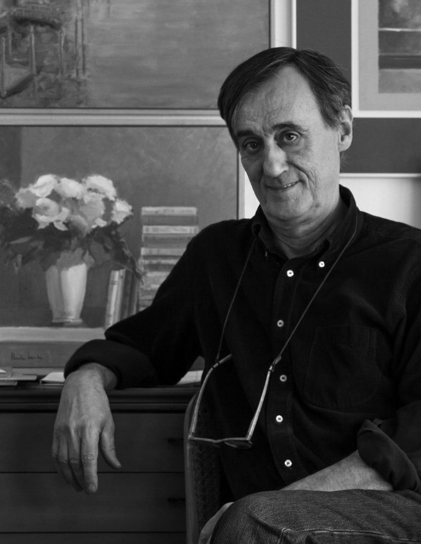 Lluís Casals. Imagen cortesía de la ETSA Granada.