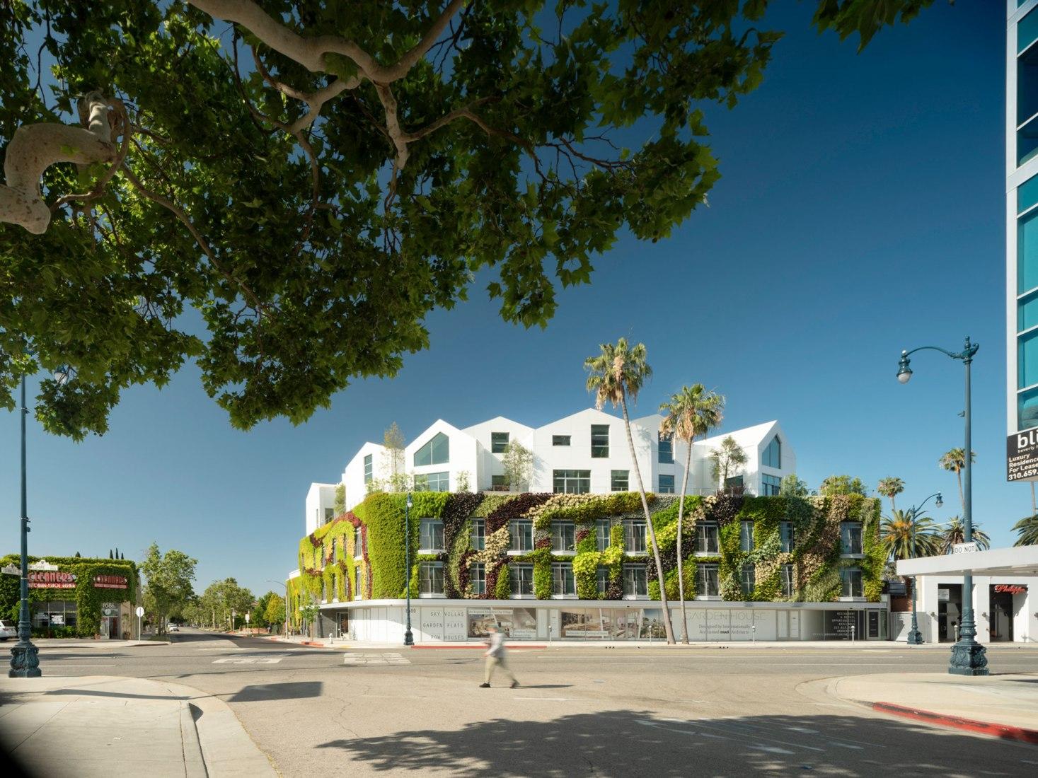 Garden House por MAD Architects. Fotografía cortesía de Darren Bradley