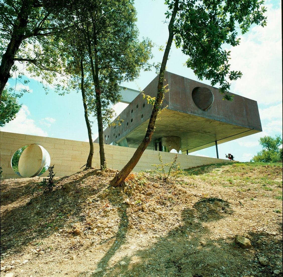 Vista exterior. Maison à Bordeaux por Rem Koolhaas. Fotografía © Hans Werlemann. Cortesía de OMA
