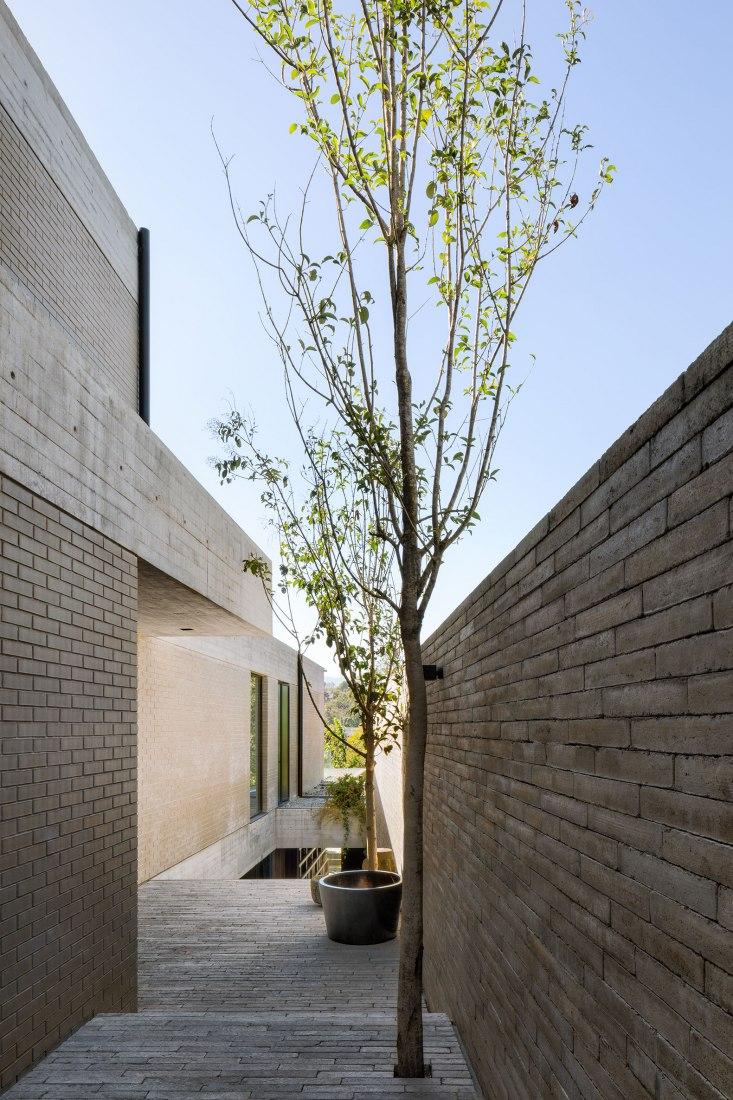 Casa Estudio por Manuel Cervantes Estudio. Fotografía por Rafael Gamo