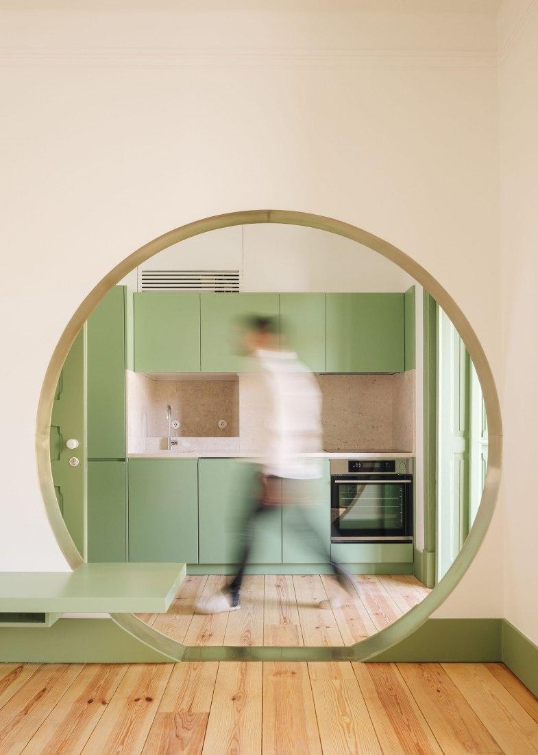 Apartamentos Latino Coelho por Manuel Tojal Architects Studio. Fotografía por Francisco Nogueira