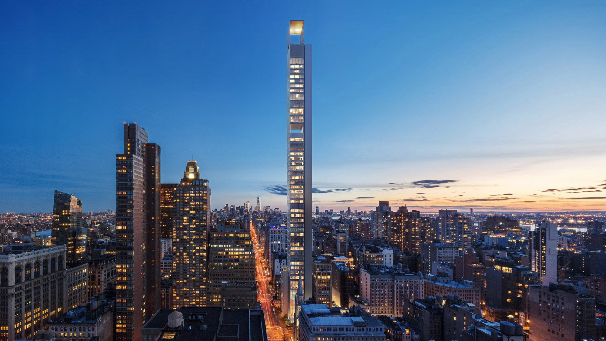 262 Fifth Avenue by Meganom. Rendering by DBOX
