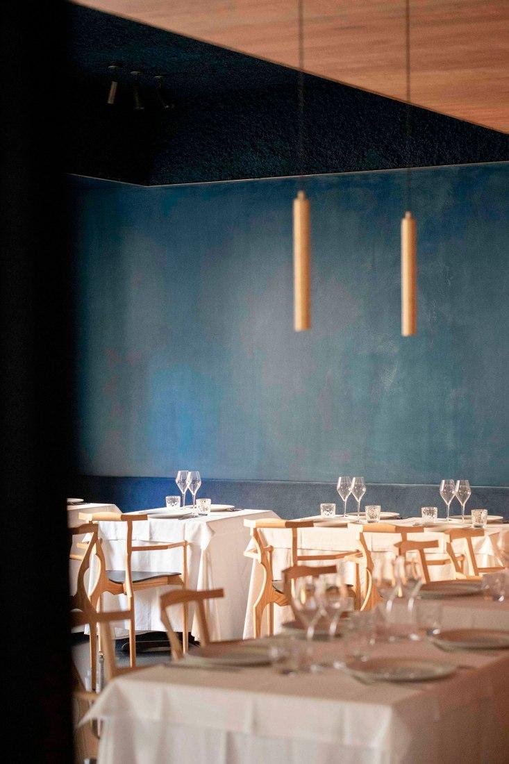 Cheriff Restaurant por Mesura. Photograph por Jose Hevia, Mesura.