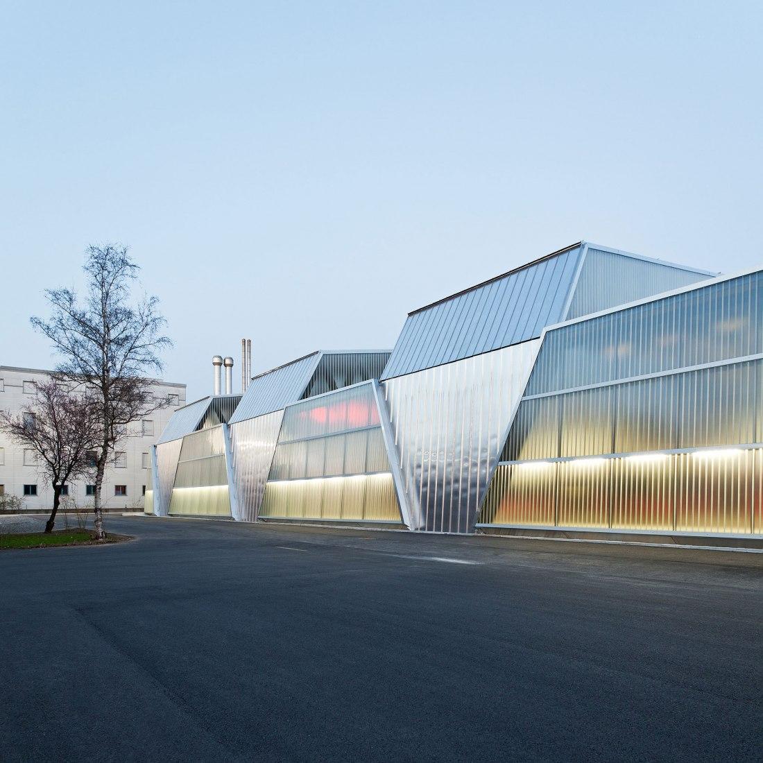 Berna Tramdepot de Penzel Architects. Fotografía de © Marcela Grassi