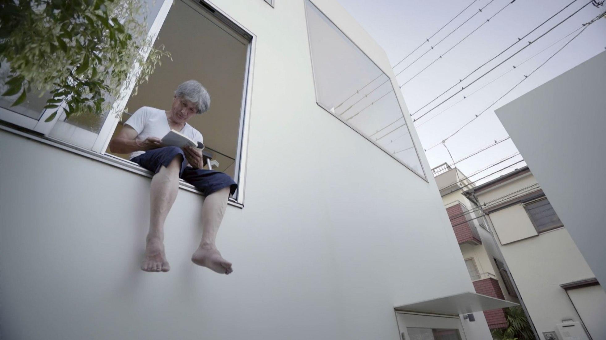 Moriyama-San a new film by Beka & Lemoine. Image courtesy of Beka & Lemoine