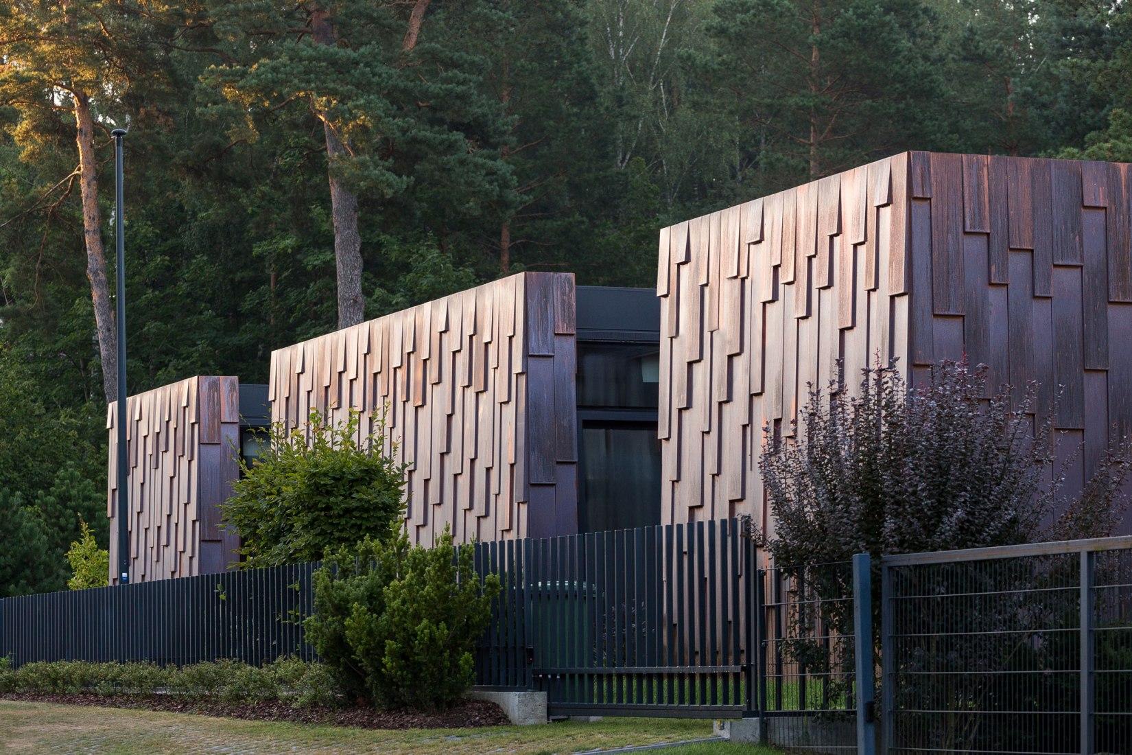 Moving Cubes por Arches. Fotografía por Norbert Tukaj.