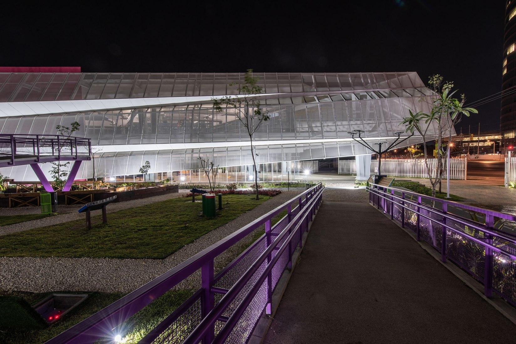 Museo Del Niño Tuxtla Gutiérrez por C Cúbica Arquitectos. Fotografía por Jaime Navarro Soto