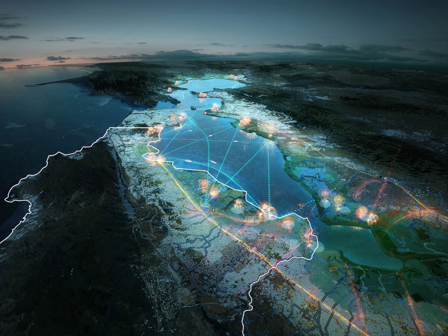 Resilient by Design by MVRDV. Images courtesy of MVRDV and HASSELL+