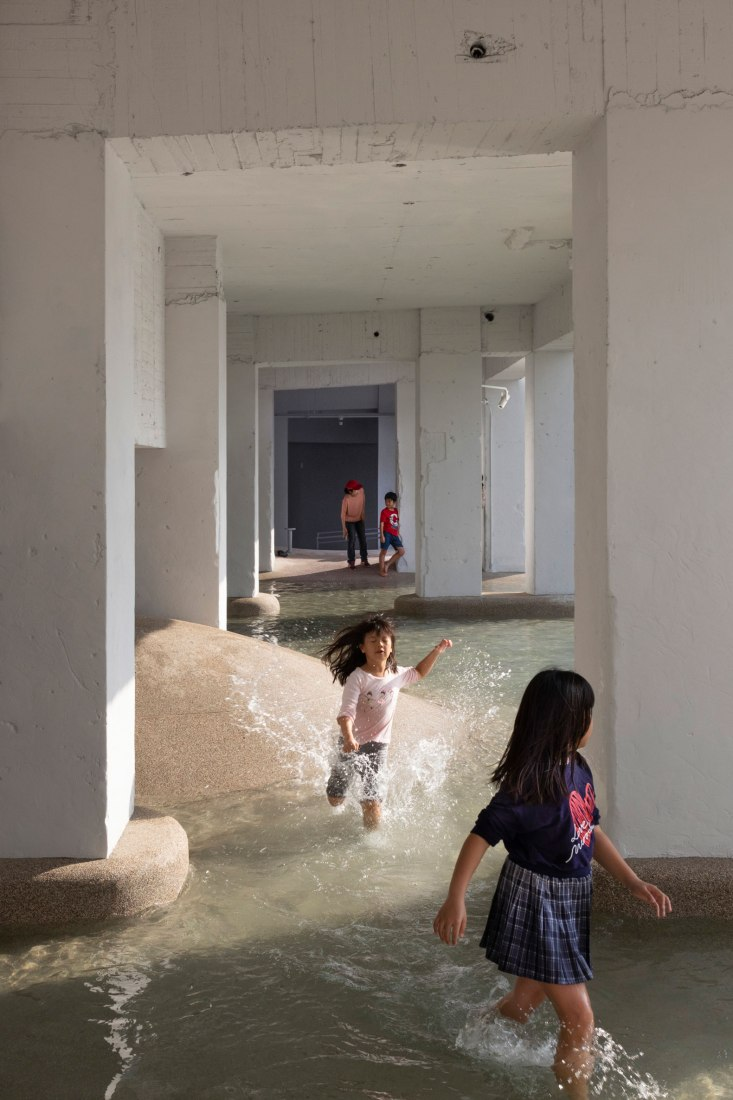 Tainan Spring por MVRDV. Fotografía por Aplus Digital Technology Co., Ltd.