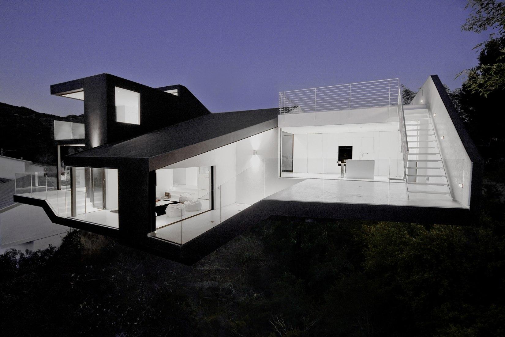 Nakahouse, Los Angeles. XTEN Architecture. Fotografía © Steve King.