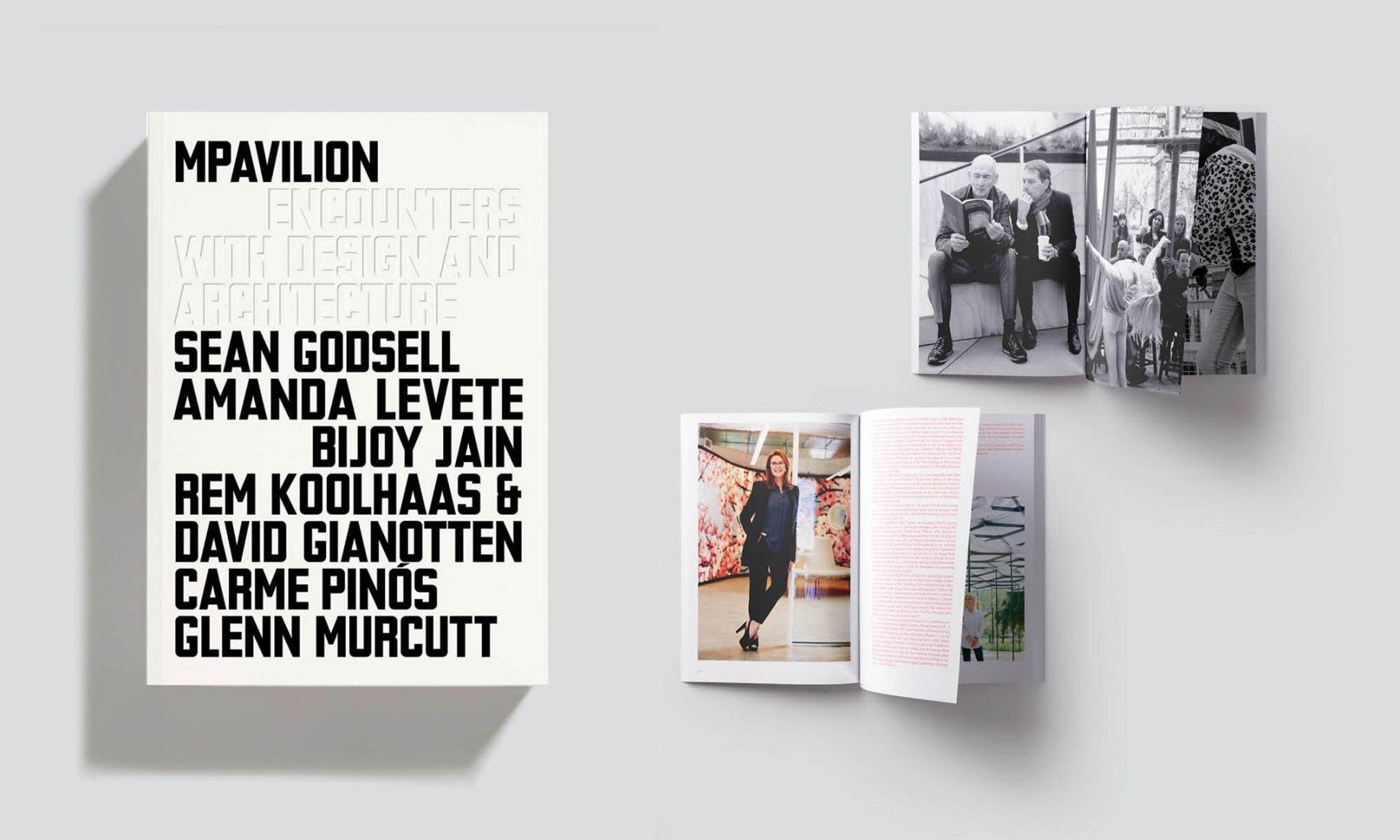 MPavilion: Encounters with Design and Architecture. Imagen cortesía de MPavilion