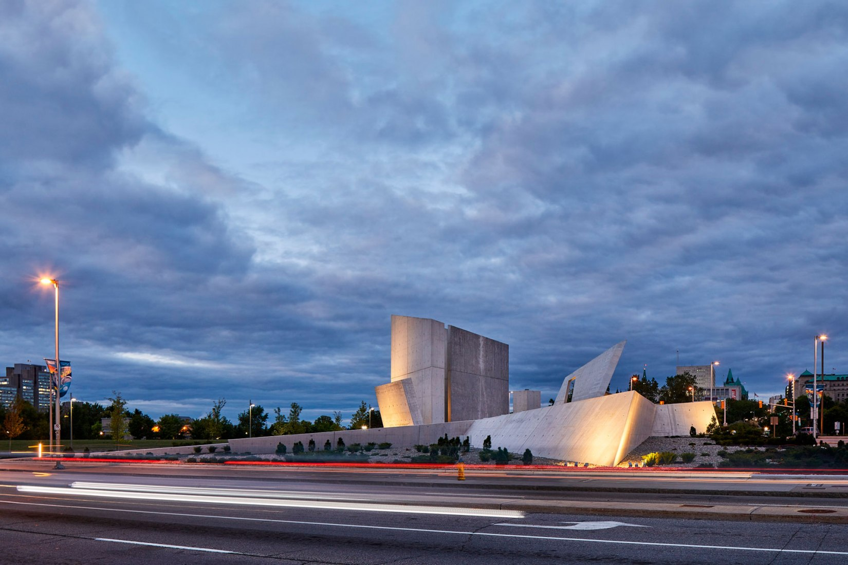 Canadian National Holocaust Monument by Studio Libeskind. Photograph © Doublespace. Courtesy of Studio Libeskind