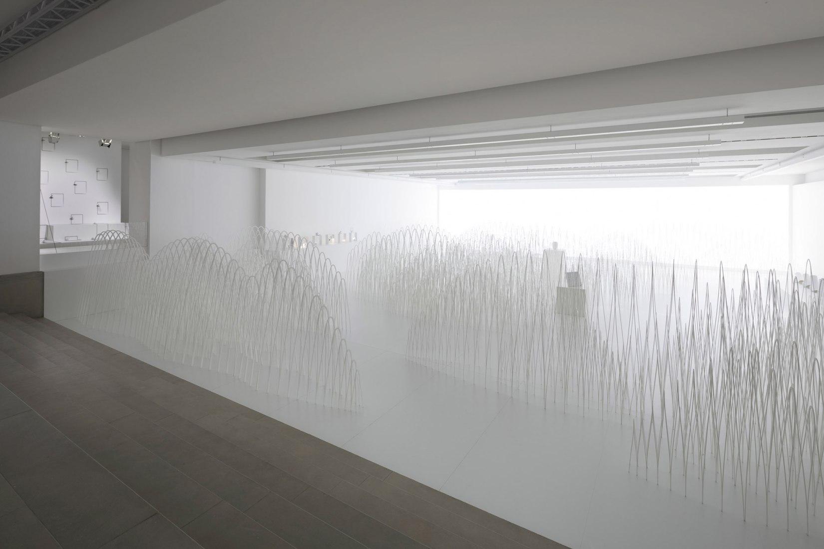 Invisible Outlines por Nendo. Fotografía © Takumi Ota. Cortesía de Nendo