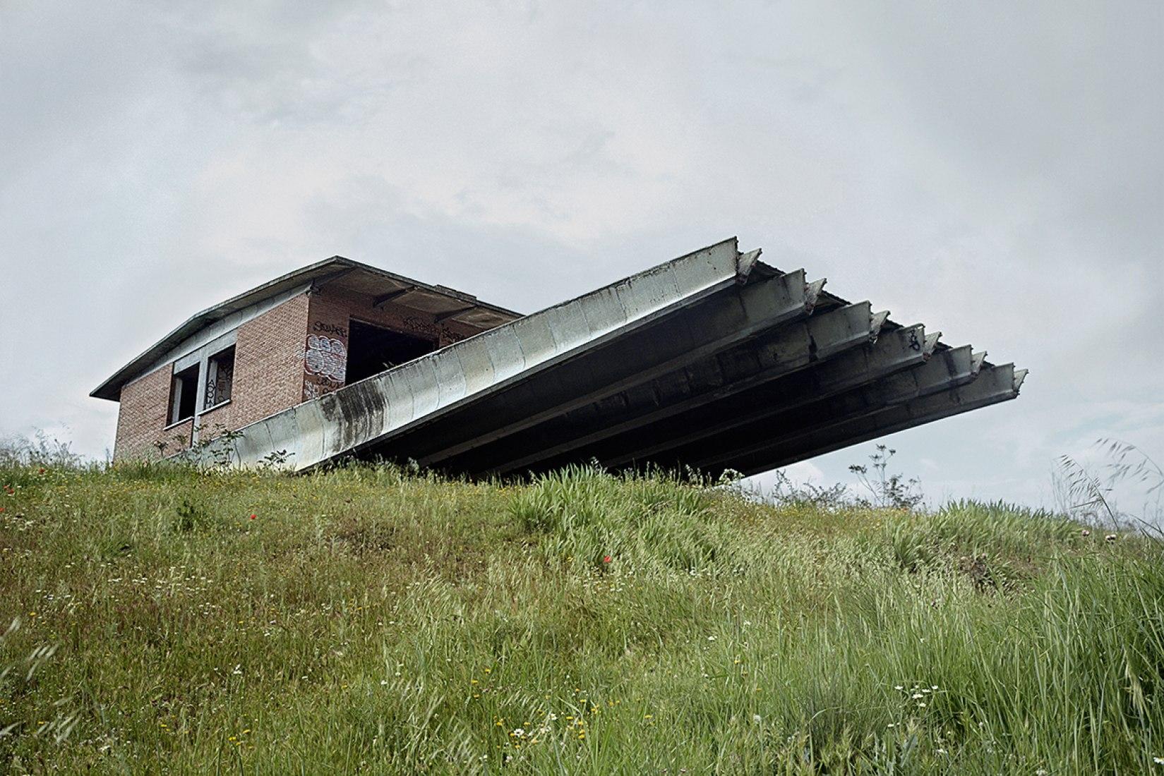 Imagen del libro de Arquitectura y Resistencia, por Nicolás Combarro. Fotografía © Nicolás Combarro.