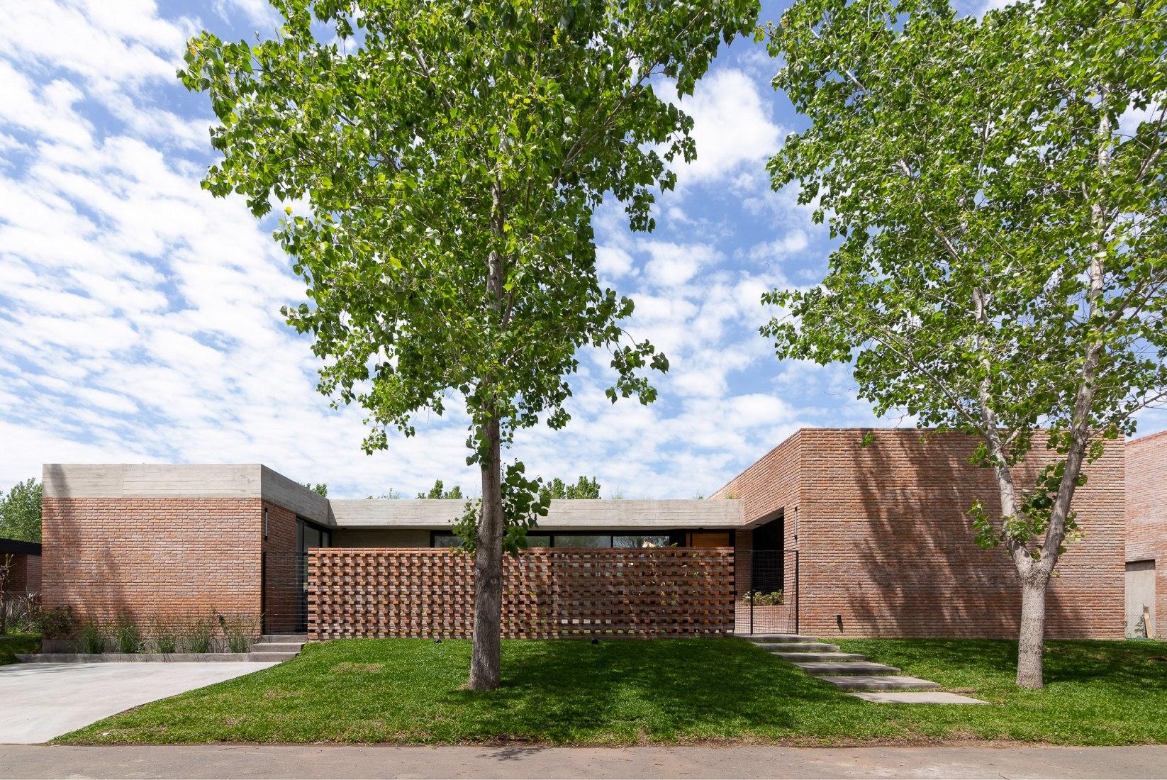 Casa LP.0405 por Nómade Arquitectura. Fotografía Ramiro Sosa
